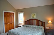 The Galena Lake House King Bedroom 1