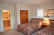 The Galena Lake House Double Bedroom 1