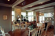 The Galena Lake House Dining/Great Room
