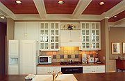 The Galena Lake House Kitchen