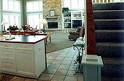The Galena Lake House Kitchen/Great Room