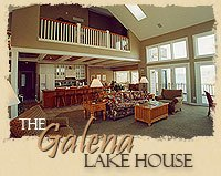 The Galena Lake House - click to enlarge